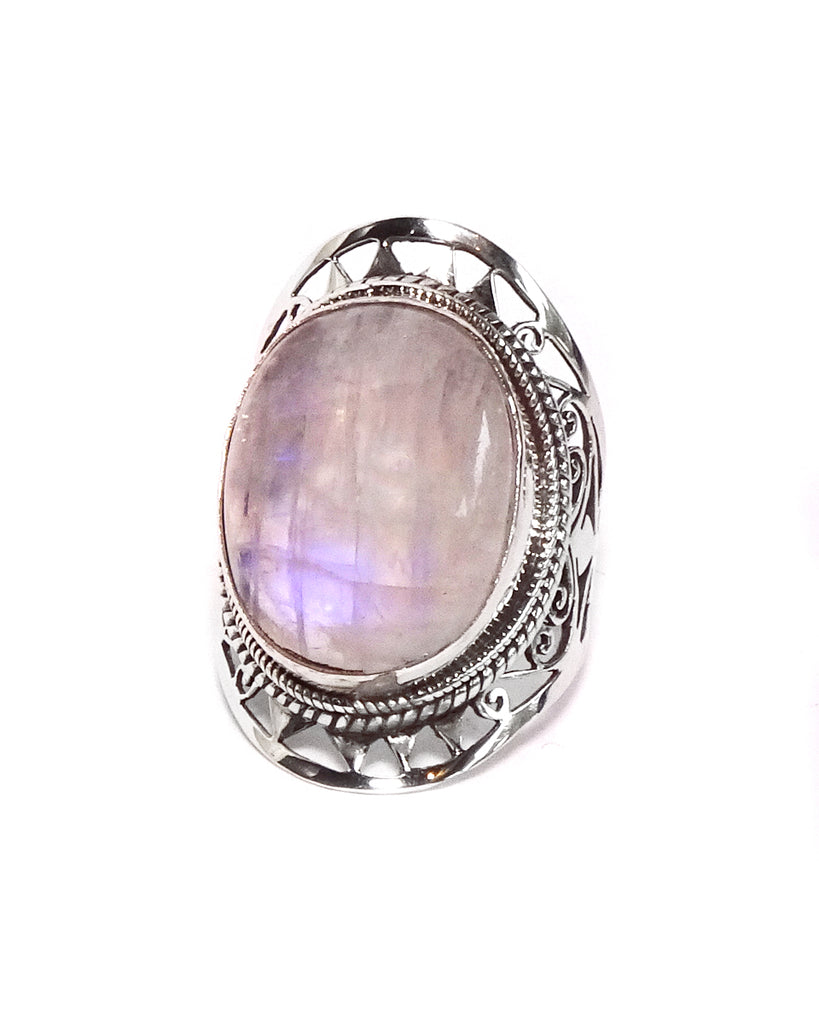 Jalay Ring with Big Stone