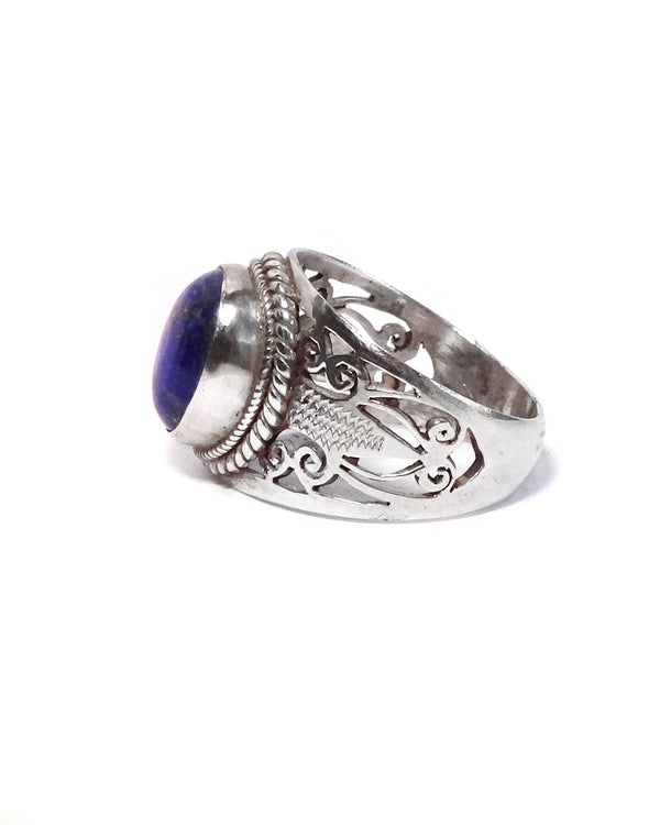 Simple Jali Ring