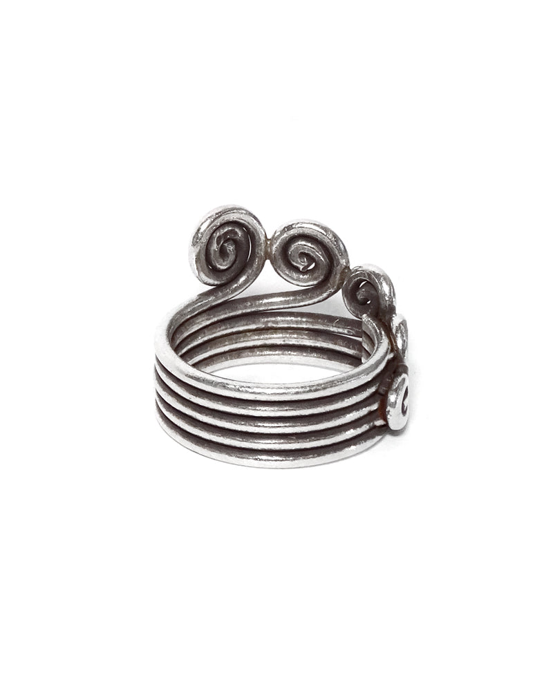 Tribal Wave Ring