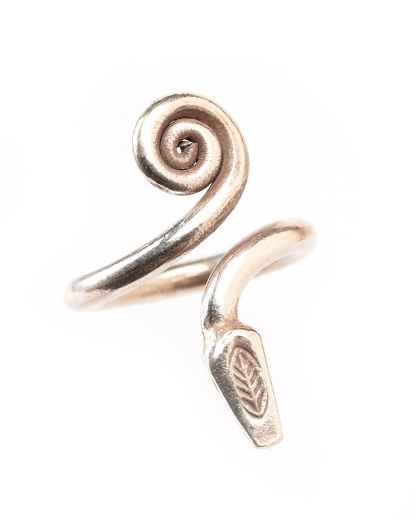 Tribal Snake Ring