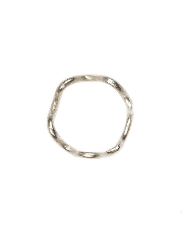 Tribal Ripple Ring