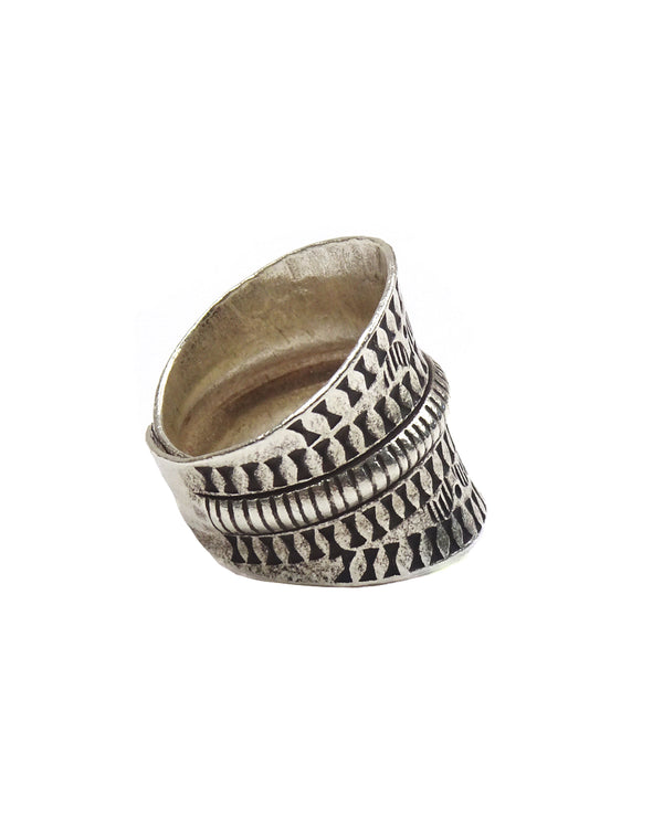 Tribal Garden Ring