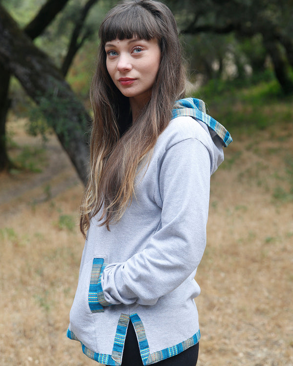 Cotton Fleece Hoodie
