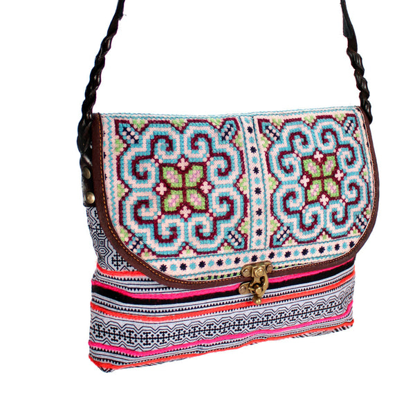 Small Tribal Purse