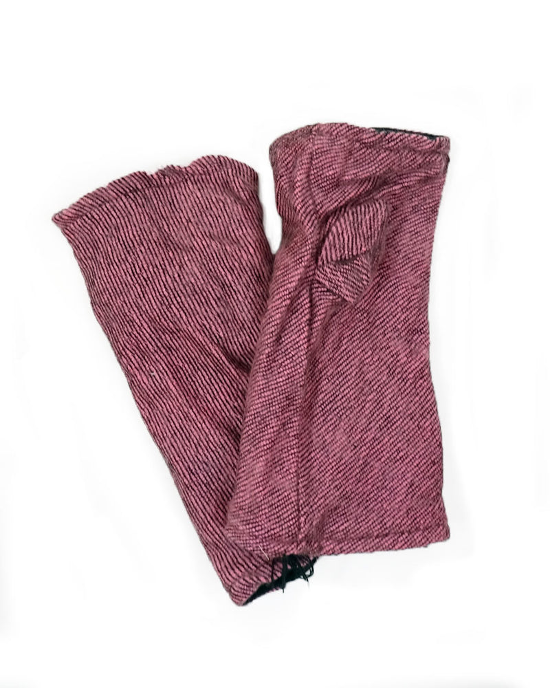 Brushed Woven Gloves