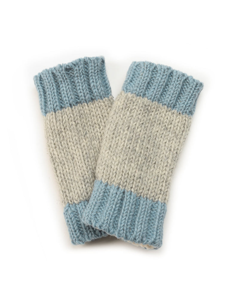 Two-Tone Gloves