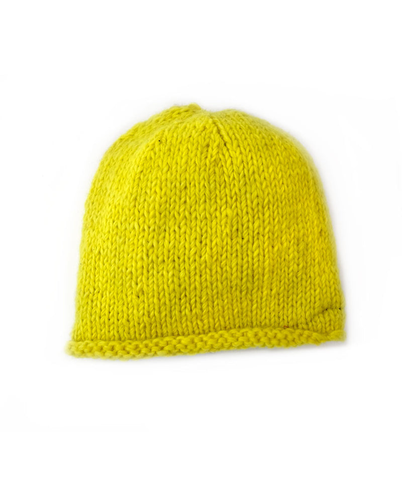 Simple Knit Beanie