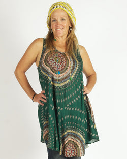 Mandala Summer Dress