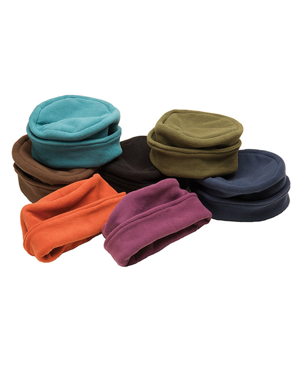 Fleece Roll Hat