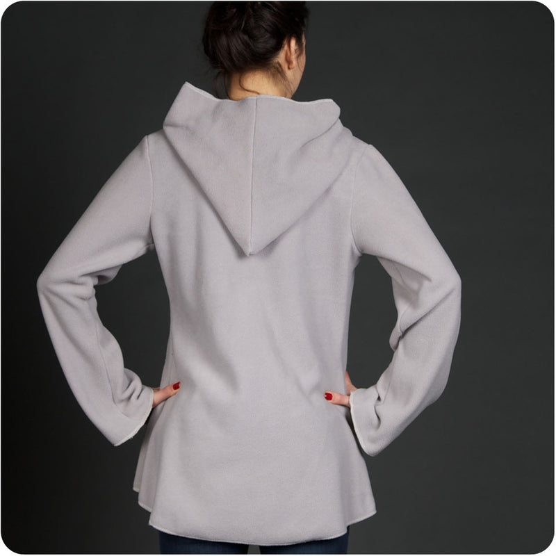 Country Fleece Wrap Jacket