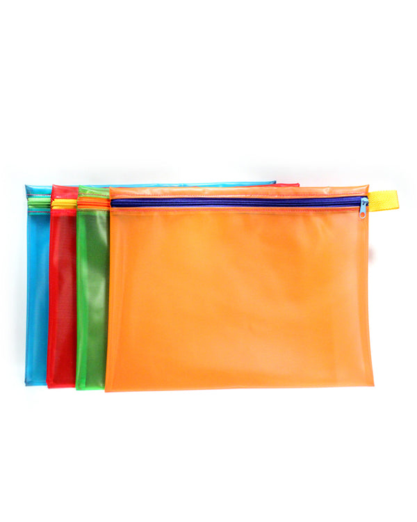 Colorful Plastic Folder