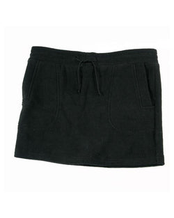 Fleece Mini Skirt