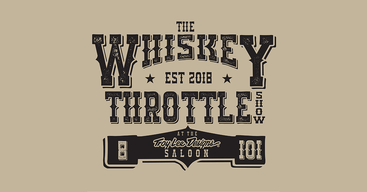 PowerDot Presents: The Whiskey Throttle Show