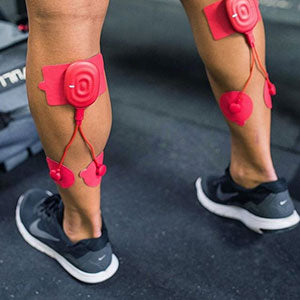 electric muscle stimulator for calfs