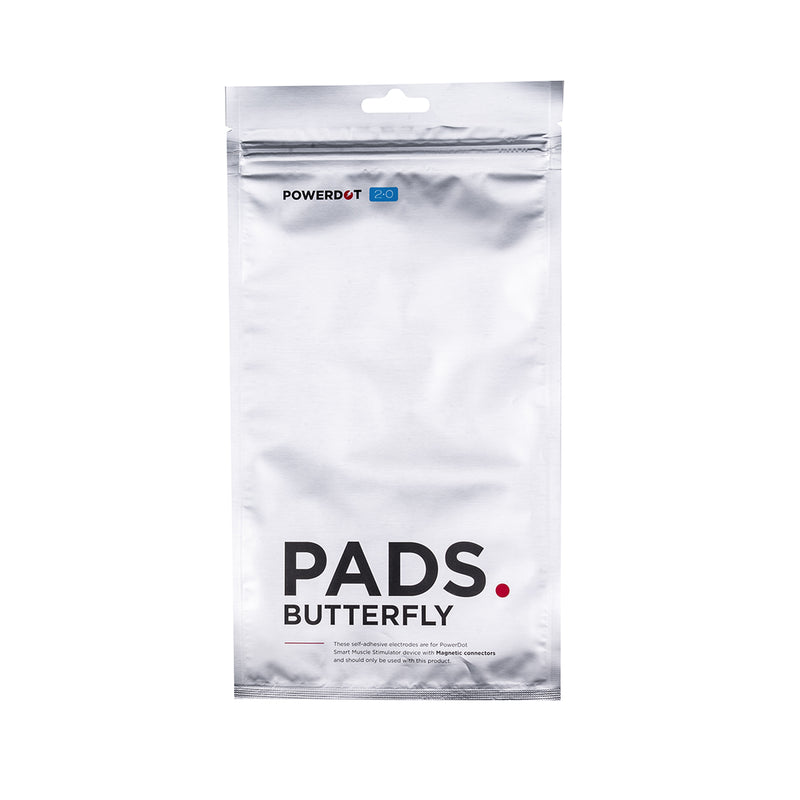 butterfly pad - * - *