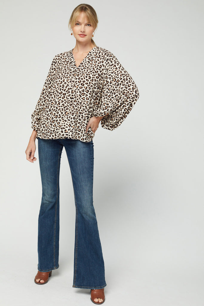 Complete My Heart Leopard Top