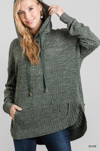 Abby Pullover - Olive
