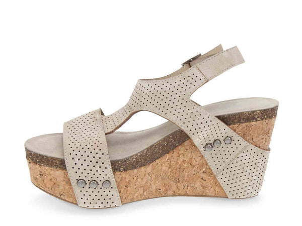 The Ramsey Sandal - Taupe