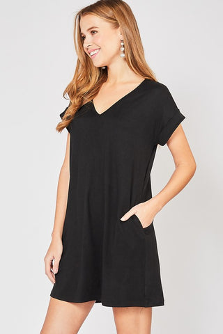 Same Time Tomorrow Dress - Black