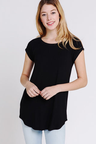 Everyday Love Top - Black