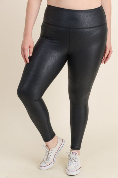 Stylish Vibes Leggings - Plus
