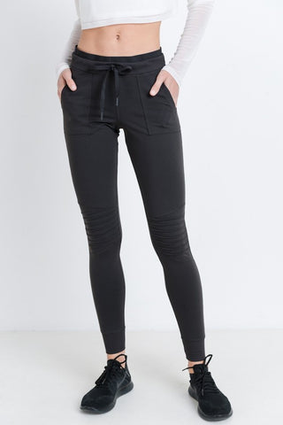 Here For Infinity Jogger - Charcoal