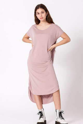 Desert Moon Dress - Mauve