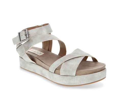 The Chelsea Sandal - Grey