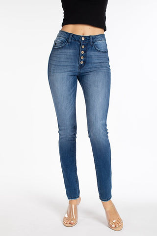 Forever Mine High Rise Skinny Jean