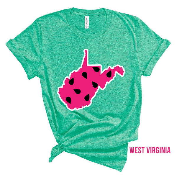 Watermelon State Tee (Pre-Order)