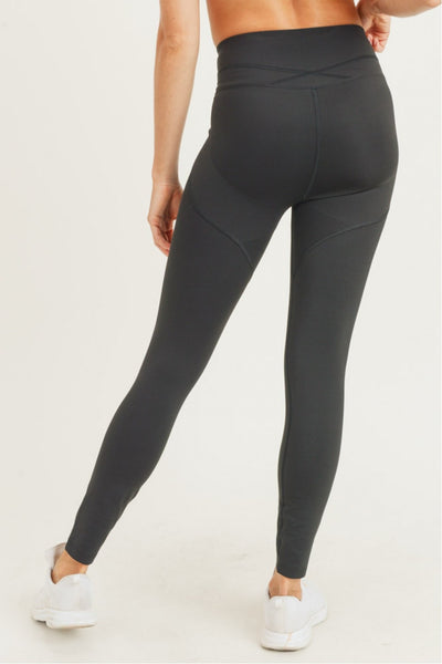 Booty Lift Leggings - Black