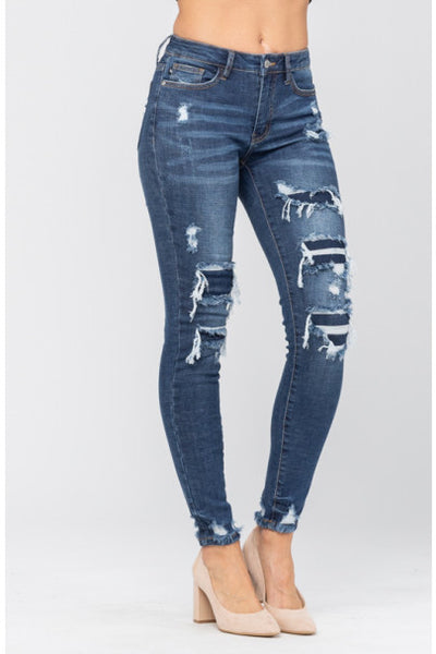 Mila Distressed Jeans