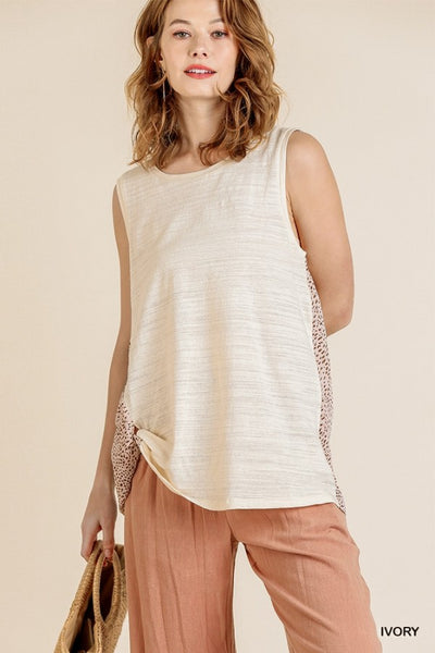 Seasons of Life Top - Ivory