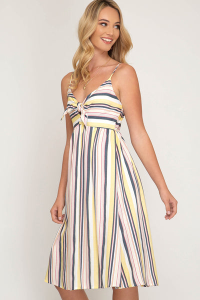 Instant Favorite Striped Dress