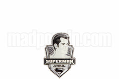 Funko Pins: DC Comics - Superman [Black & White]-Pins-Funko-Madpoppin