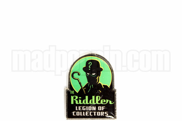 Funko Pins: DC Comics - The Riddler