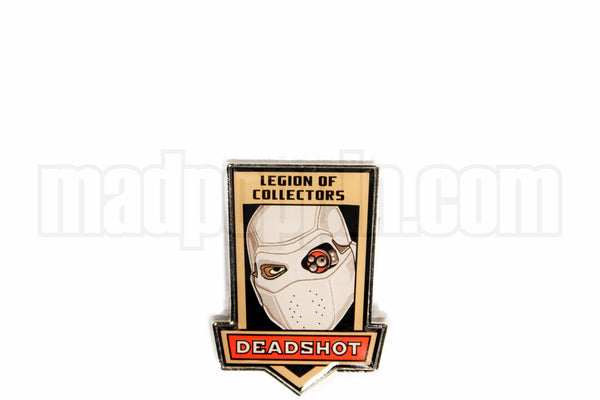 Funko Pins: DC Comics - Deadshot
