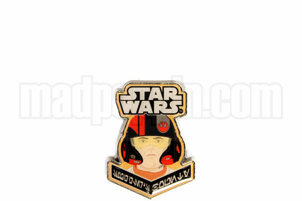 Funko Pins: Star Wars - Poe Dameron