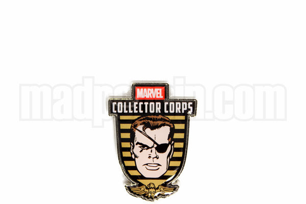 Funko Pins: Marvel - Nick Fury