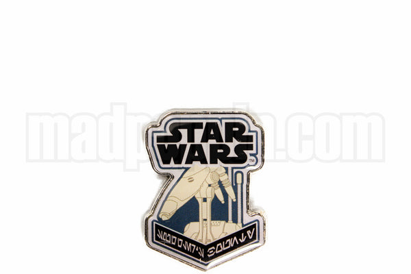 Funko Pins: Star Wars - Battle Droid