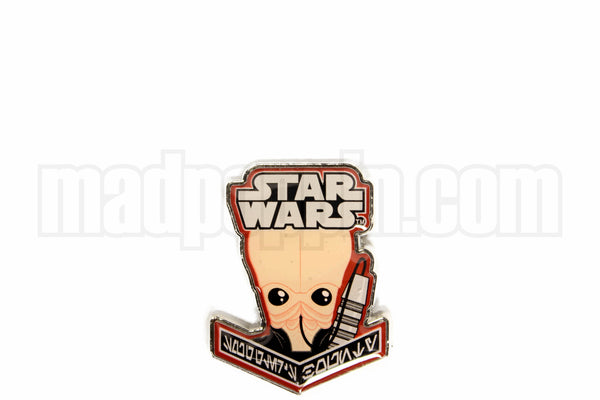 Funko Pins: Star Wars - Figrin D'an