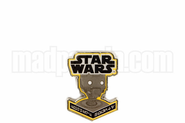 Funko Pins: Star Wars - K-2S0