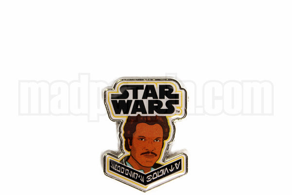 Funko Pins: Star Wars - Lando Calrissian
