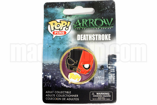 Funko Pins: DC Television - Deathstroke
