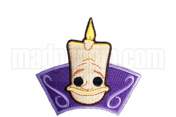 Funko Patches: Disney - Lumiere