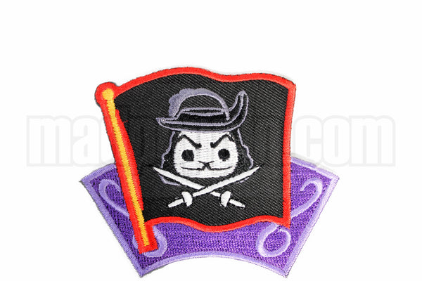 Funko Patches: Disney - Captain Hook's Flag