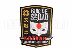 Funko Patches: DC Comics - Katana-Funko Patches-Funko-Madpoppin