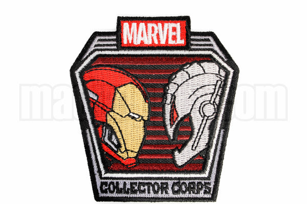 Funko Patches: Marvel - Iron Man vs. Ultron [Showdown]