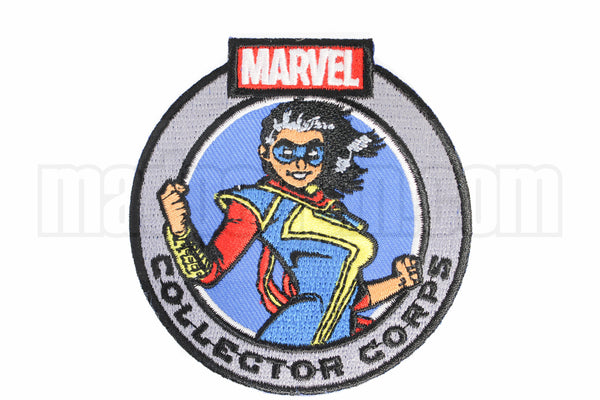 Funko Patches: Marvel - Ms. Marvel