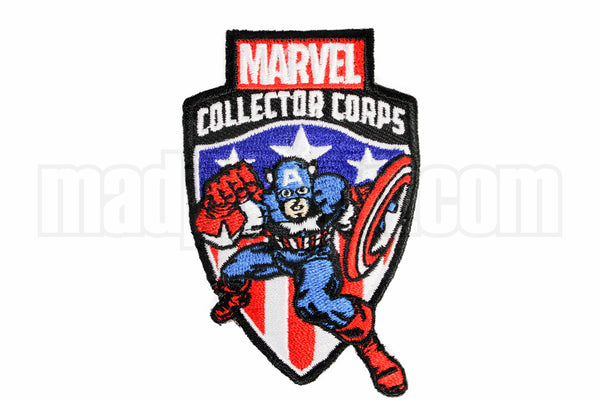 Funko Patches: Marvel - Captain America